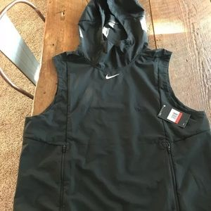 Nike Fly Rush Vest Black Large